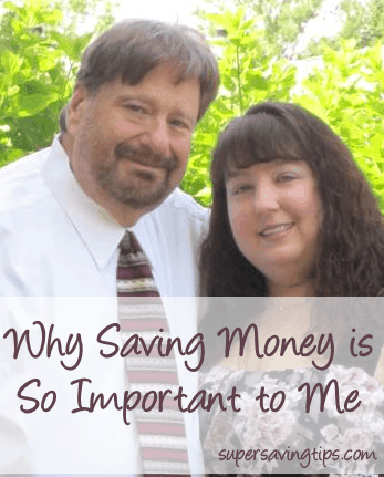 Why Saving Money is So Important to Me