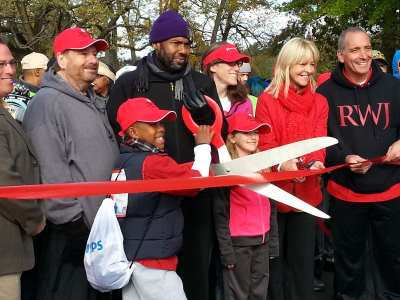 Heart Health - Heart Walk