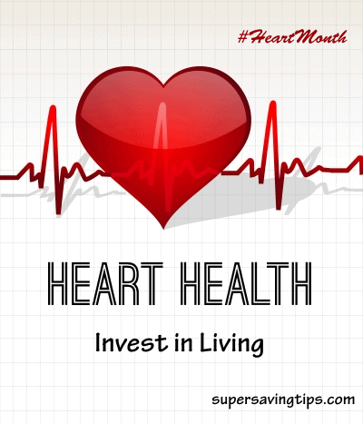 Heart Health: Invest in Living.