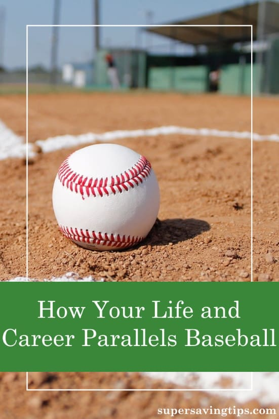Life is like baseball: the trajectory of a baseball career is much like the phases we go through in life. Learn what it means for your career and finances.