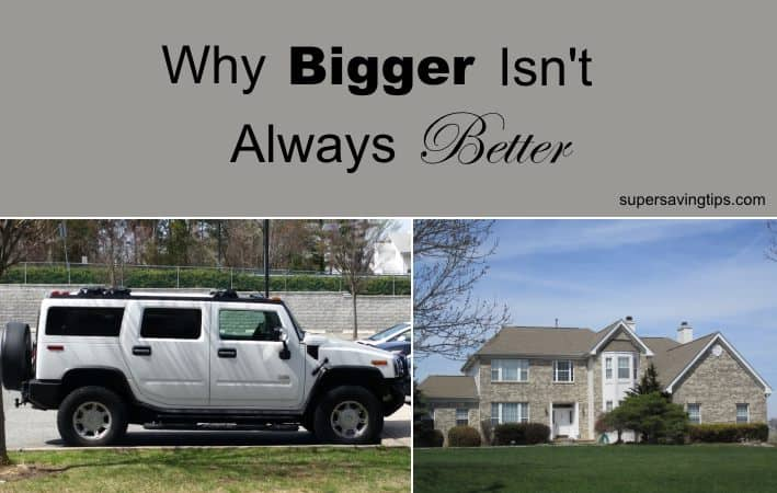 Why Bigger Isn't Always Better