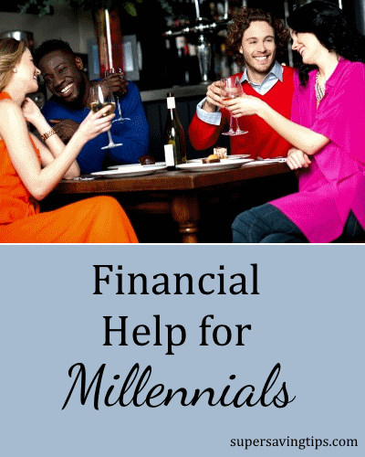 Financial Help for Millennials
