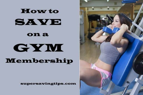 How to Save on a Gym Membership