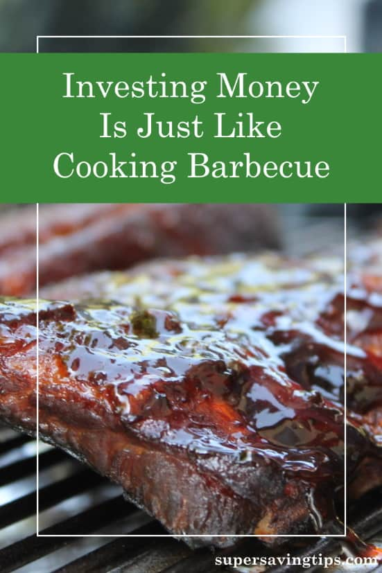 Many people don't know a lot about investing, and so they're afraid to start. But investing basics are like making good barbecue, so let's get cooking!