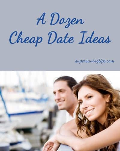 A Dozen Cheap Date Ideas