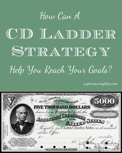 How Can A CD Ladder Strategy Help You Reach Your Goals?