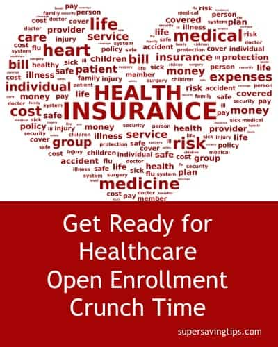 Get Ready for Healthcare Open Enrollment Crunch Time