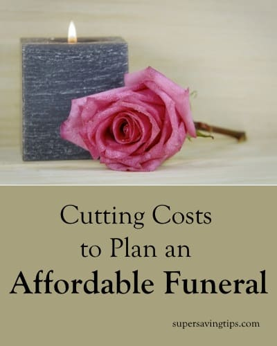 Cutting Costs to Plan an Affordable Funeral
