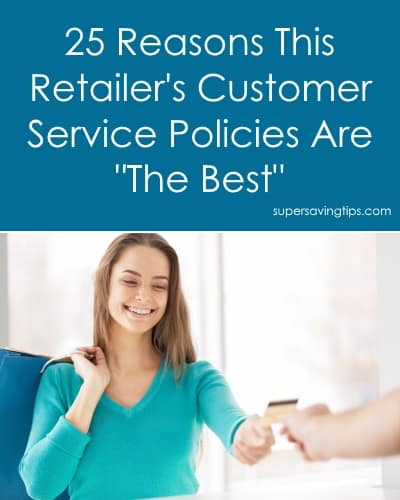 "25 Reasons This Retailer's Customer Service Policies Are ""The Best"""