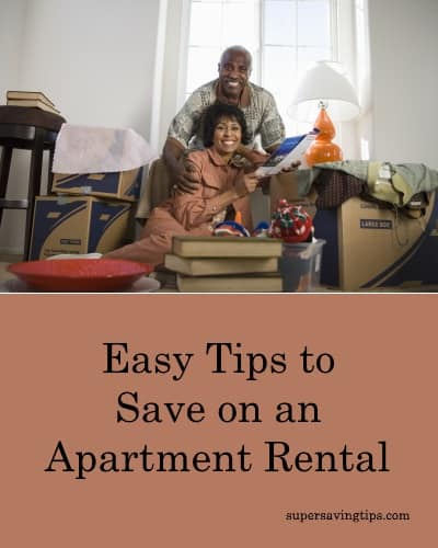 Easy Tips to Save on an Apartment Rental