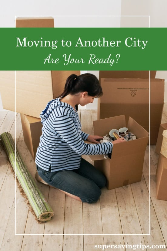 Moving to another city can be a big undertaking. There's lots to consider when making this decision so here are some tips to get you on the right track.