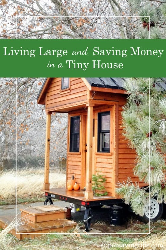 Could you ever see yourself living in a tiny house? It can be a great way to save on expenses, but more than that, it's a lifestyle.