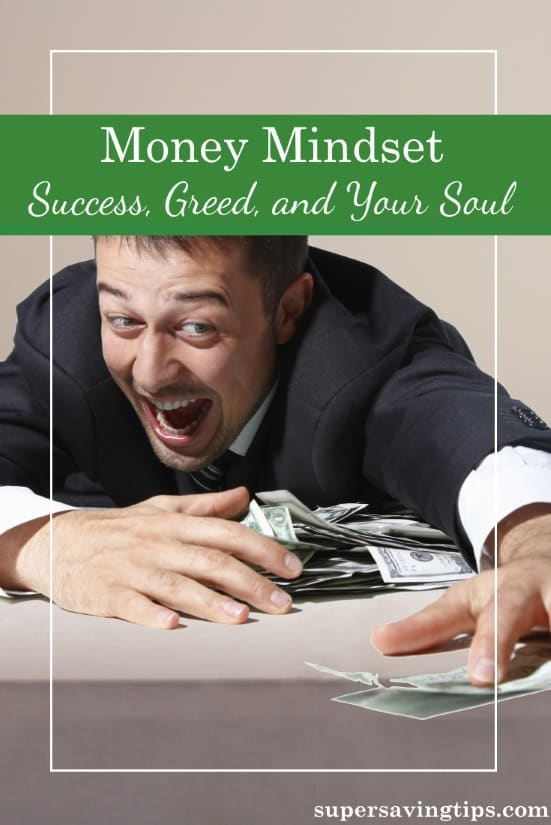 When your money mindset becomes an obsession, it isn't healthy. Your peace of mind and success is about more than just money.