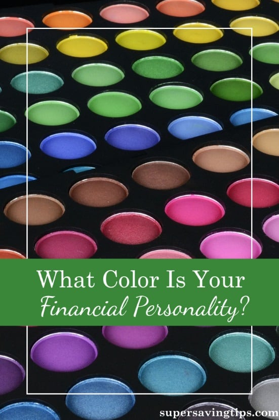 While everyone does personal finance a little differently, you may share a financial personality. Find out what color your financial personality may be.