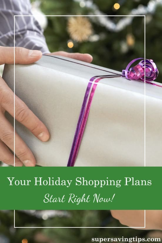 If you haven't already started your holiday shopping, you'd better get planning right now! The deals of the season may occur before Thanksgiving this year.