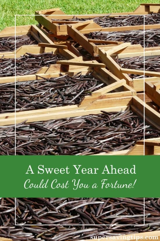 While some food costs actually decreased in 2016, we're looking at rising prices in 2017 driven by increasing vanilla extract cost.