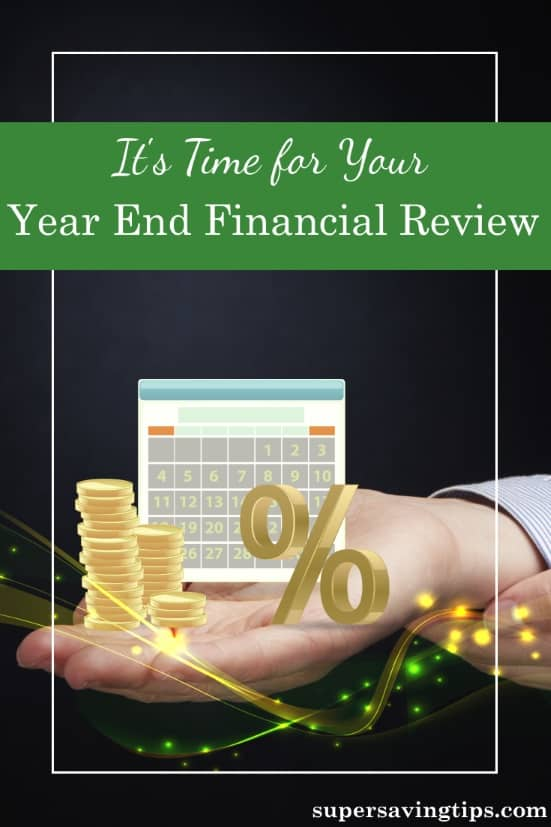 We're reaching the end of 2016, so it's time for the year end review of your finances. Not only does this hold you accountable, but it sets you up for 2017.