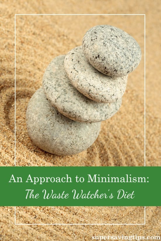 Minimalism can be a great way to save money and grow wealth. Here's my approach to watching your waste and living simpler in order to reduce your expenses.