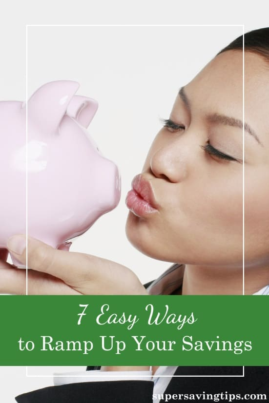 It's important to maximize your savings to increase your overall wealth. Guest blogger Anum Yoon shares seven easy ways to build up your savings.