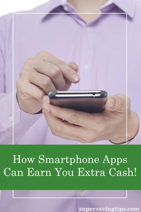 Most of us are attached to our smartphones, but have you considered using smartphone apps to earn money? Here are 5 apps that can help you make some cash.