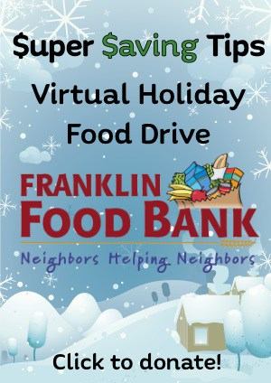 Virtual Holiday Food Drive