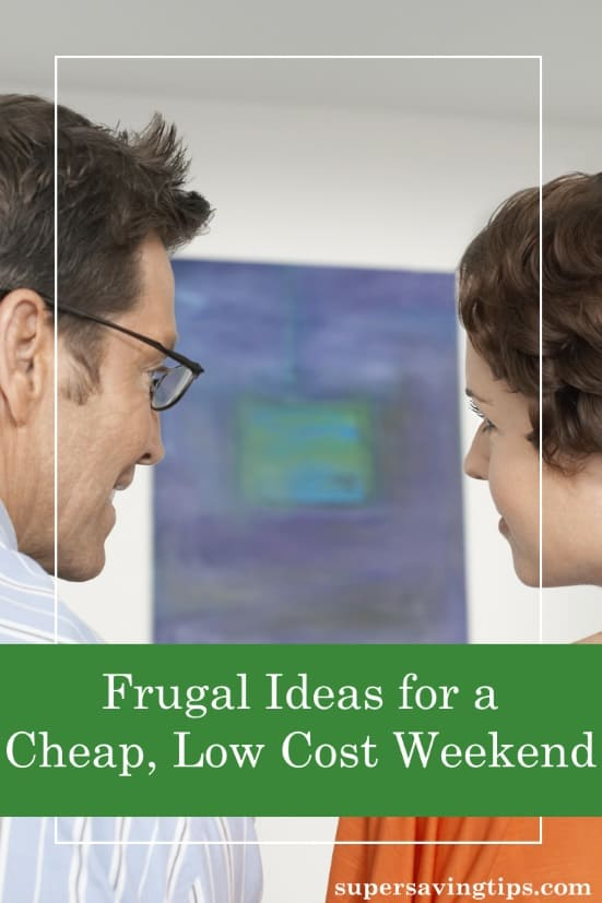 It's easy to let weekend spending spiral out of control. Here are 10 frugal ideas of how to spend a low cost weekend that's productive or enjoyable.