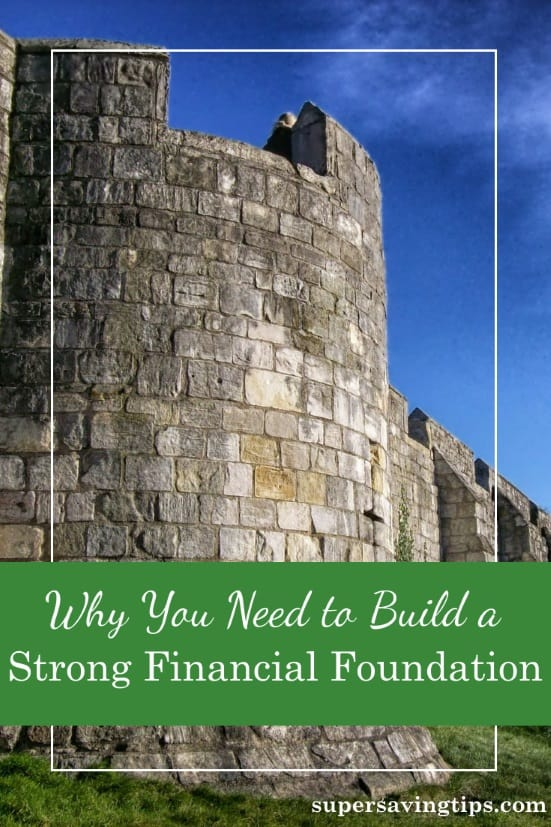 Building a strong financial foundation is critical to your success in life. By following these steps, you can take control of your finances and go where you want in life.