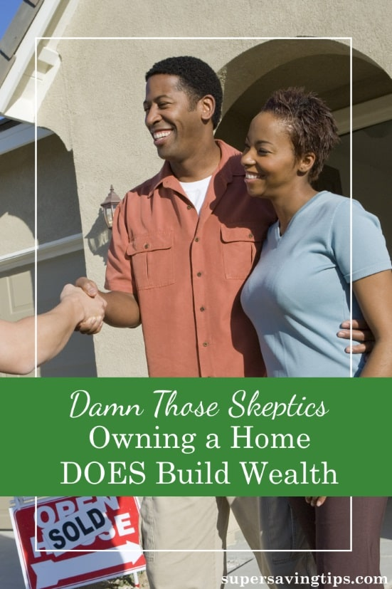 Contrary to a recent study that says renting is better than buying a home in order to build wealth, I firmly believe that the best way to build wealth is to diversify, and this includes home ownership. Here's more on how home ownership can help you build wealth.