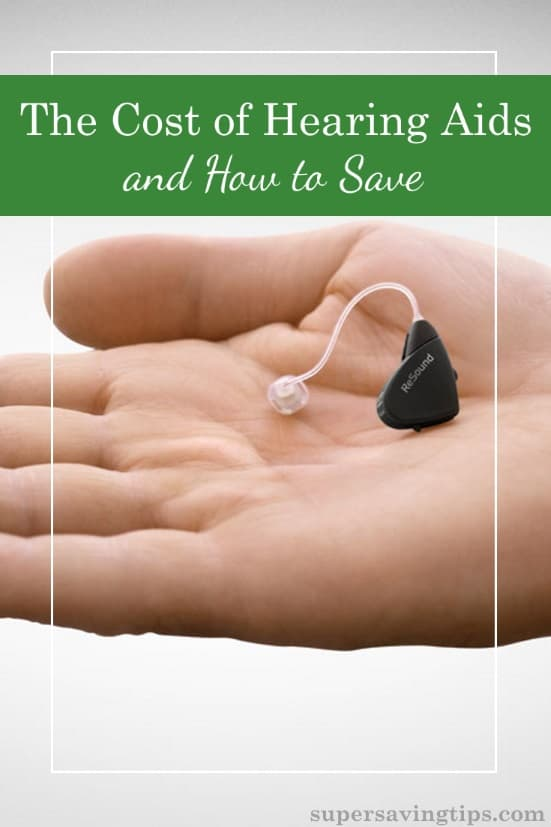 The cost of hearing aids causes some folks to delay using them, but some types are more affordable than others and there are ways to save. If you or a loved one is suffering from hearing loss, it's important to look into hearing aids.