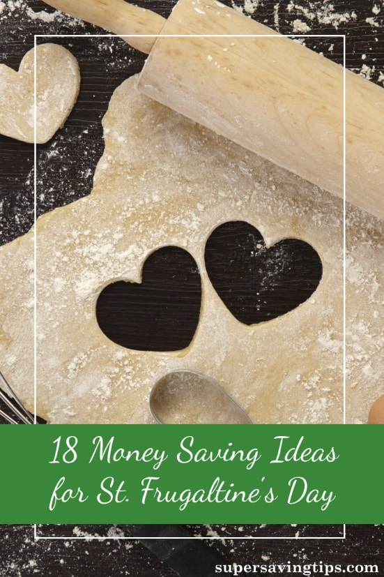 You know it's coming on February 14th, and now you need some Valentine's Day ideas that won't break the bank. We've got you covered with some money saving ways to show your love.
