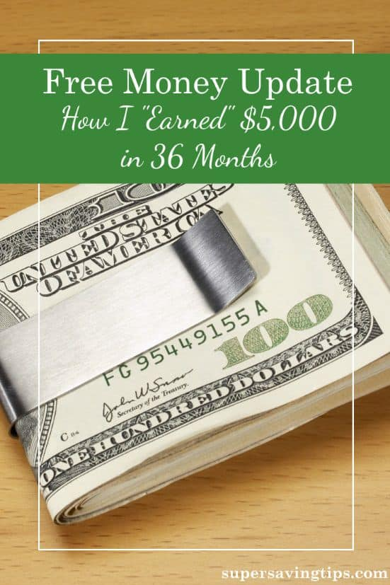 "There's no such thing as free money...except sometimes there is. Here's how I ""earned"" my free money bonuses and rewards using credit card and bank account offers."