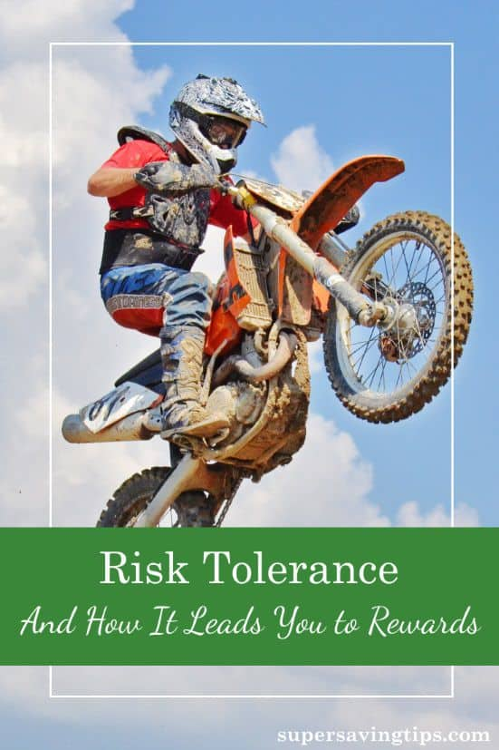 It's important to know your risk tolerance, not only when you are investing, but in life as well. If we're afraid to take big risks, we may never know big rewards. Here's the smart way to deal with risk.