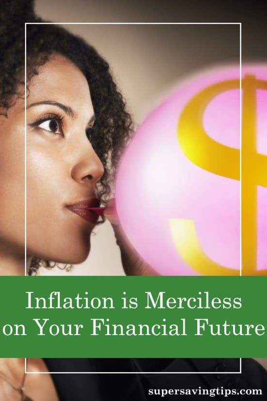 Inflation is often thought of as the gradual increase of prices over time. But when you're planning for retirement decades in the future, it's a huge factor. Learn more about inflation in today's post.