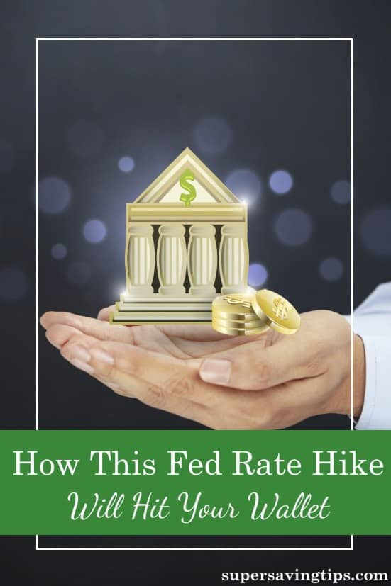 On Wednesday, there was another Fed rate hike, the second of four planned this year. Find out what this means for your finances and how to cope.
