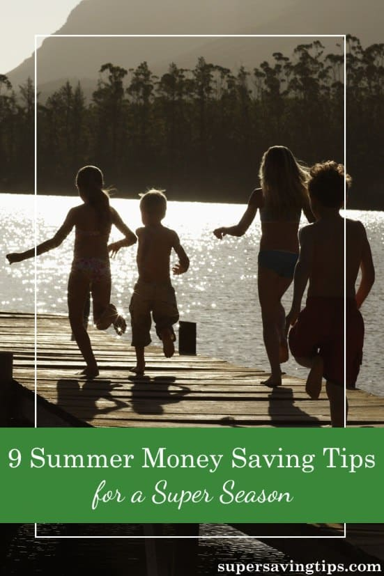 Summer's here and while we welcome the warmer weather, we don't always like the spending that comes with the season. Check out my 9 summer money saving tips!