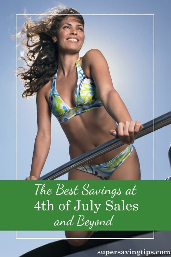 "If you're planning to hit the 4th of July sales, or shop throughout the month of July, you'll need to know what's ""hot"" and what's ""not"" in summer savings."