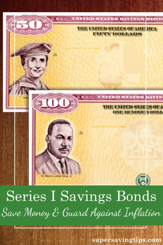 Considering the low interest rates on most savings vehicles, Series I Savings Bonds are a great way to save money while guarding against inflation.