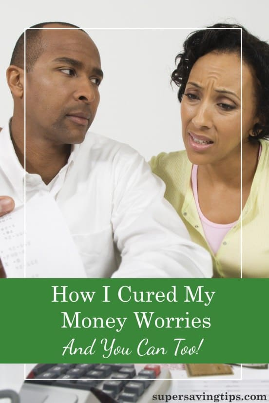 "Like everyone else, I have money worries, but I used good financial practices to ""cure"" them. If you're ready to be free of your money worries, read on."