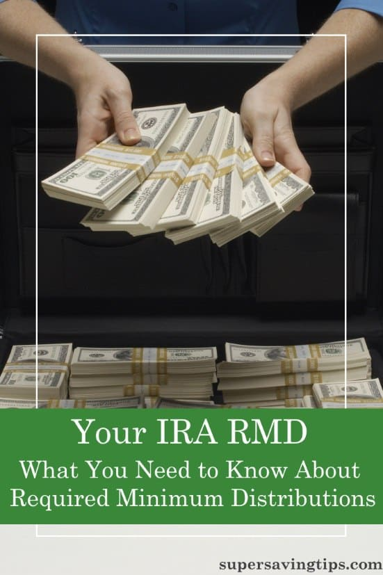 You need to make sure you know all the facts about your IRA RMD (required minimum distribution) so that you avoid penalties. Check out all the details here.