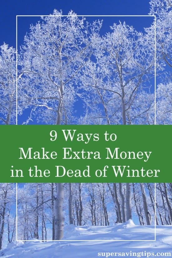 If you're looking to learn how to earn money in the winter, here are 9 ideas to get you started. Take advantage of the season to make some extra cash!