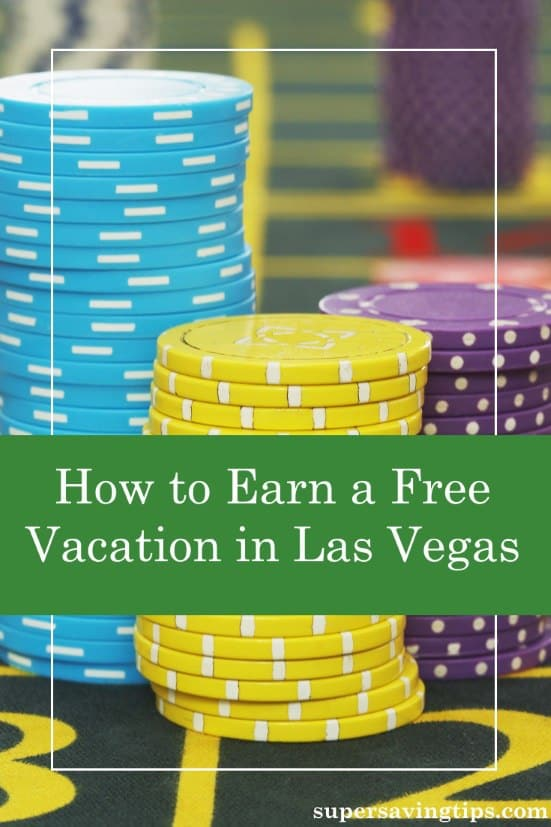 "My wife and I like to do some ""frugal gambling"" and while our wins are generally small, being able to take a free vacation in las vegas is a huge perk."