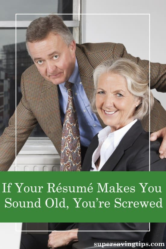 There are a lot of hidden minefields in resumes for older workers. Here are some ways your resume may be opening you to age discrimination.
