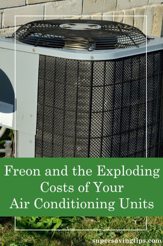 Freon air conditioning is a danger to our planet and is about to become significantly more expensive. Find out why and what you can do about it.