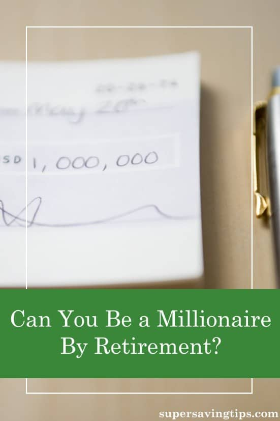 Not only is it possible to retire a millionaire, but it's fast becoming a necessity. Here's what you need to do to make that retirement goal.