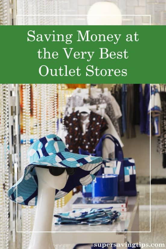 Outlet stores have changed over the years, but they are still a great place to find bargains. Here's what to look for when you're shopping the outlets.