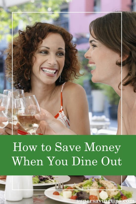 While cooking at home saves the most money, there are still times when you want or need to dine out. Check out these 12 ways to save money at a restaurant.