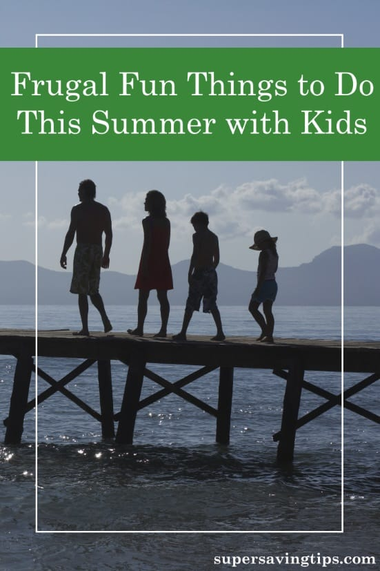 When school lets out, it's important to entertain the kids with fun things to do this summer. Check out this list of free and inexpensive activities.