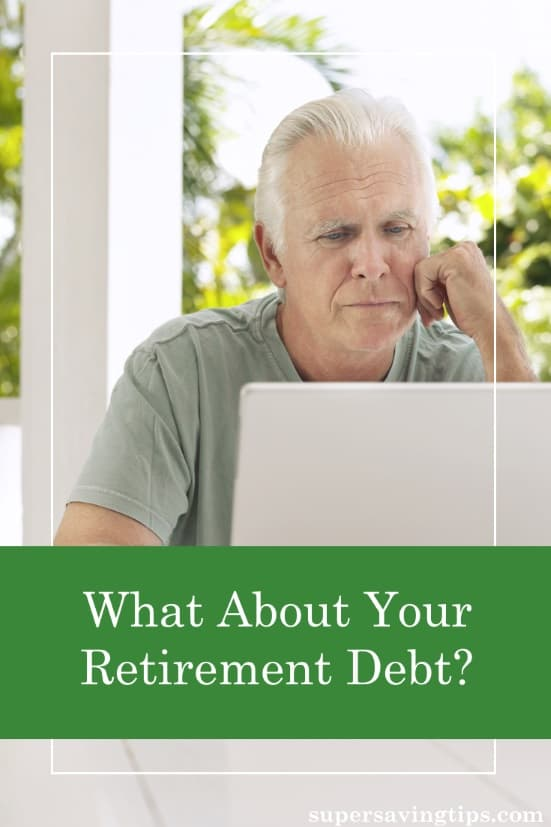 Many recommend that you reduce or eliminate your debts, especially if you're about to retire. But are there times it makes sense to keep retirement debt?