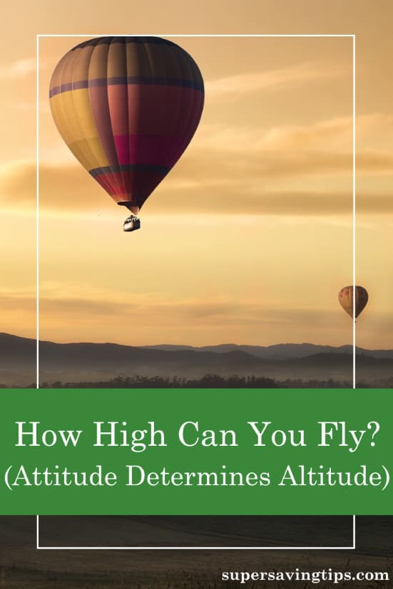 "Zig Ziglar's phrase ""attitude determines altitude"" means that positivity will take you further in your quest for success. But can you change your attitude?"