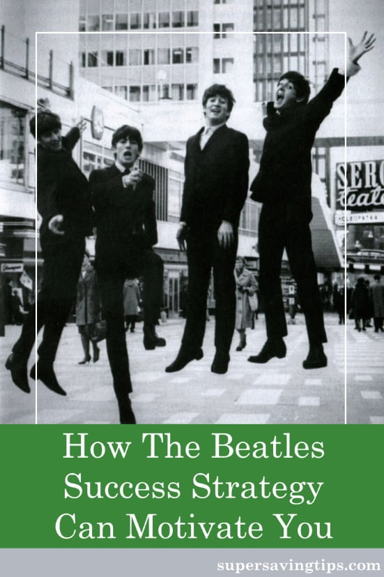 Few have reached the level of The Beatles success, so what can we learn from them? Here are a couple of elements of their success and how they apply to you.
